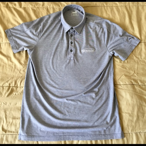 a2e893b1c9 Puma Shirts | Golf Thornberry Creek Oneida Polo Shirt Med | Poshmark
